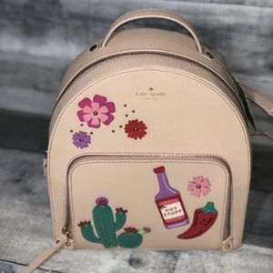 Kate Spade Cactus Tomi New Horizons Small Backpack